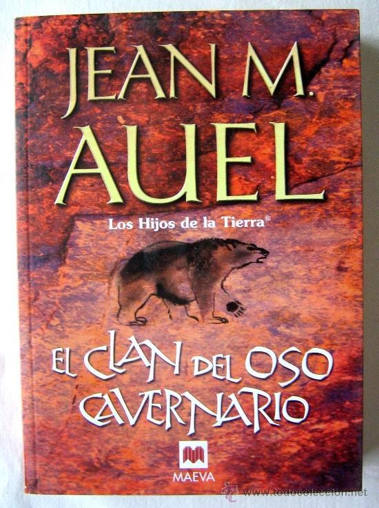 saga el clan del oso cavernario