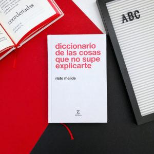 Risto Mejide Y Su Libro Diccionario De Las Cosas Que No