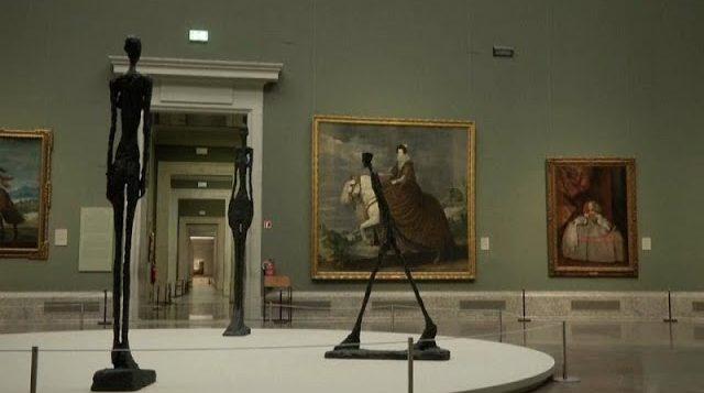Cita con el arte en Venecia, Sarajevo y Madrid