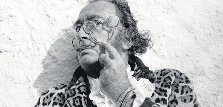 Muestra sobre Salvador Dalí en el Borges