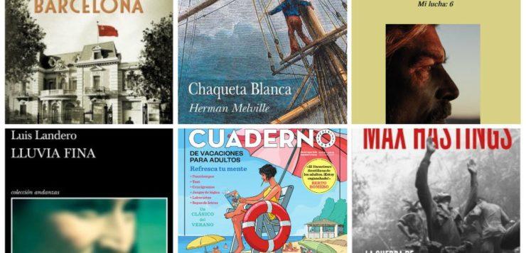 50 libros recomendados para leer en estas vacaciones del 2019