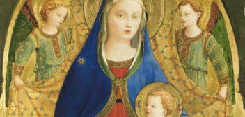 Fra Angelico, de puntillas en El Prado