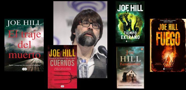 Joe Hill. Los King siguen siendo los reyes del terror