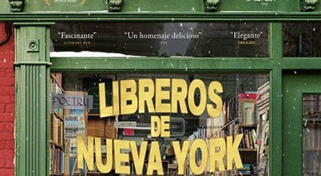 'Libreros de Nueva York', soñadores, excéntricos y obsesivos