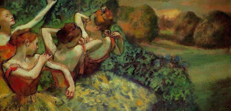 Edgar Degas: El pintor de las bailarinas